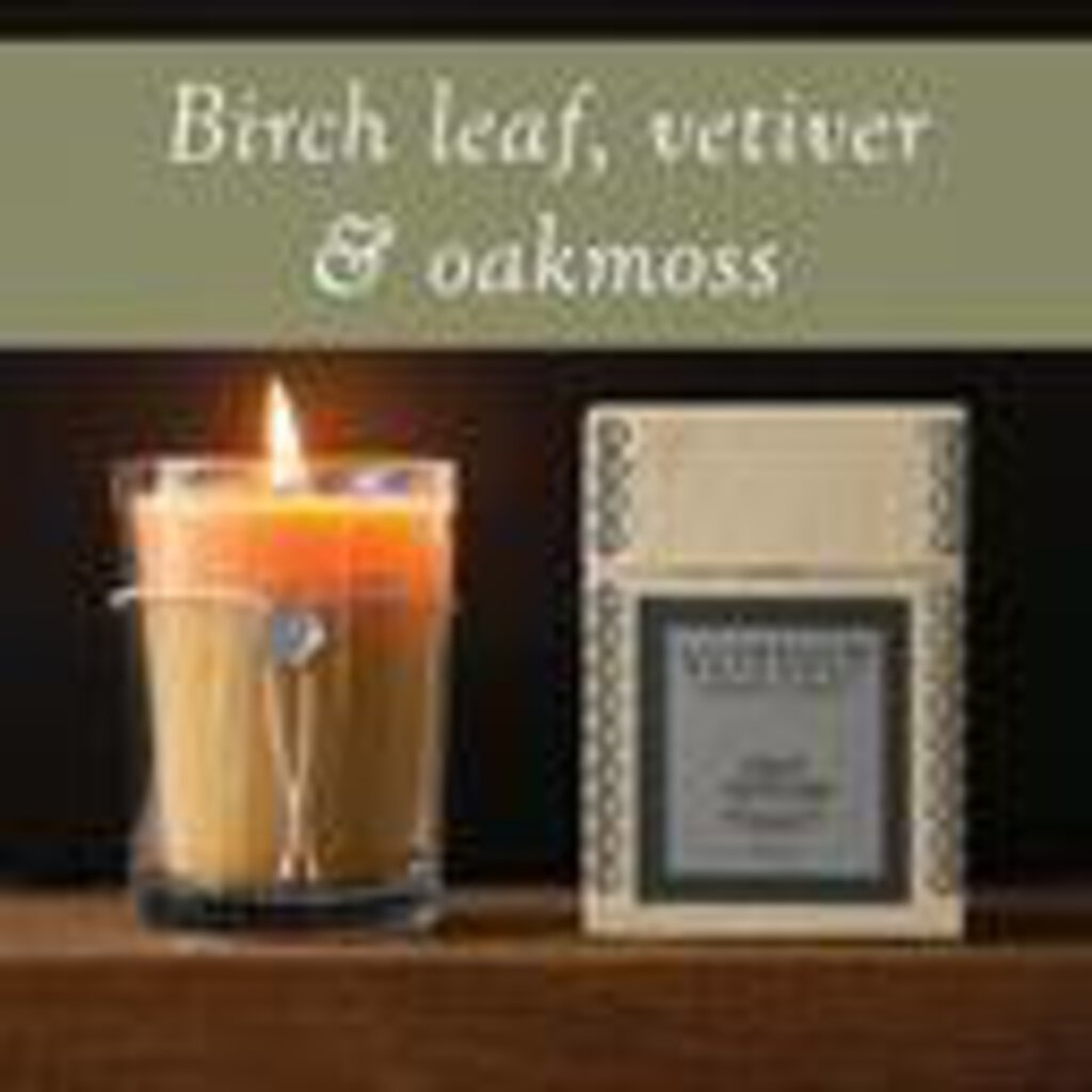 Votivo Aromatic Candle Grey Vetiver 6.8oz