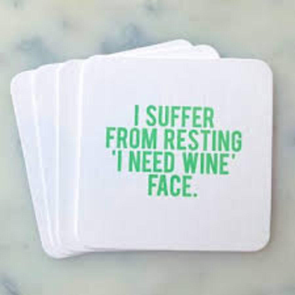 Sipping This Coasters I Suffer from Resting