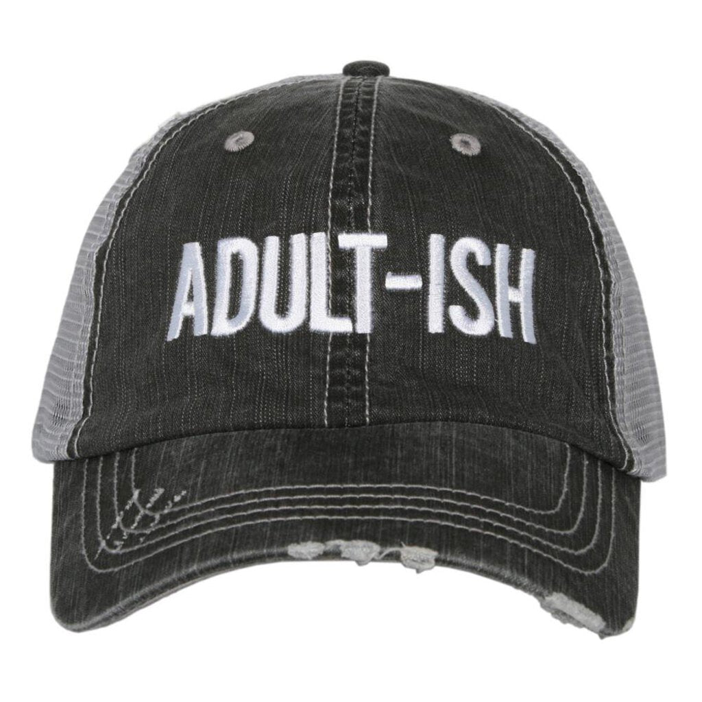 Adult-ish Trucker Hat