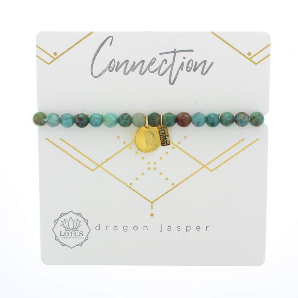 Lotus Ethos Connection Bracelet