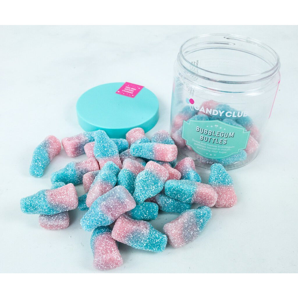 Candy Club Bubble Gum Bottles