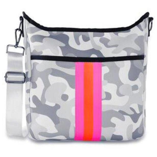 Haute Shore Blake Crossbody Bags with Camo or Animal Prints