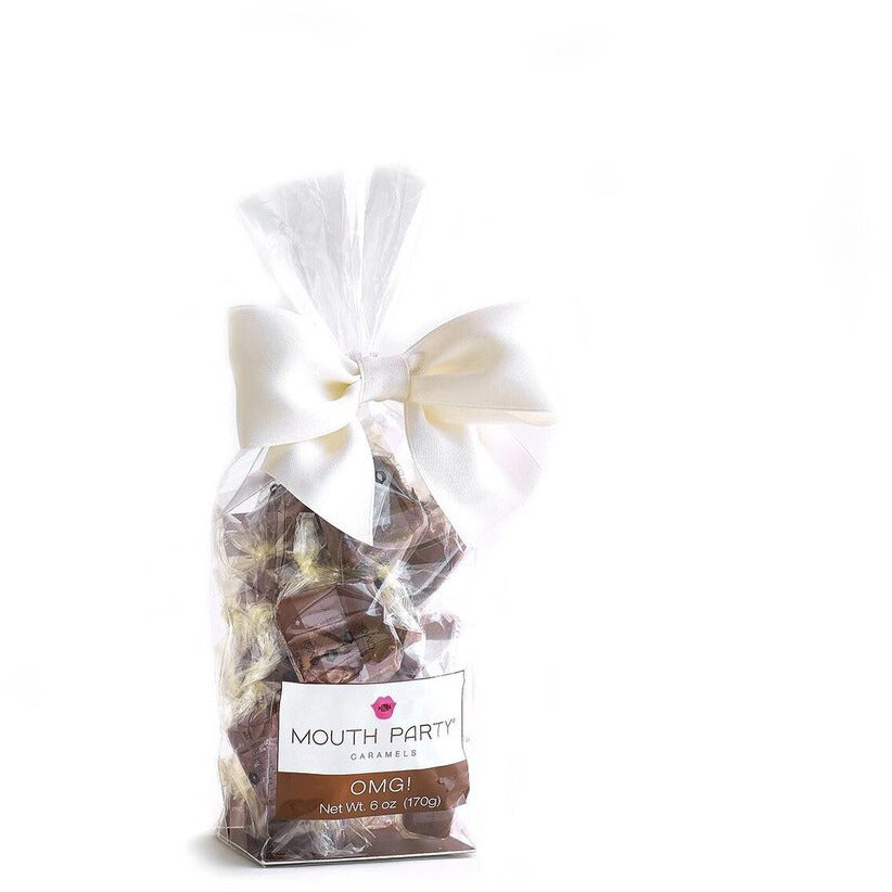 Mouth Party OMG Caramels 6oz Gift Bag
