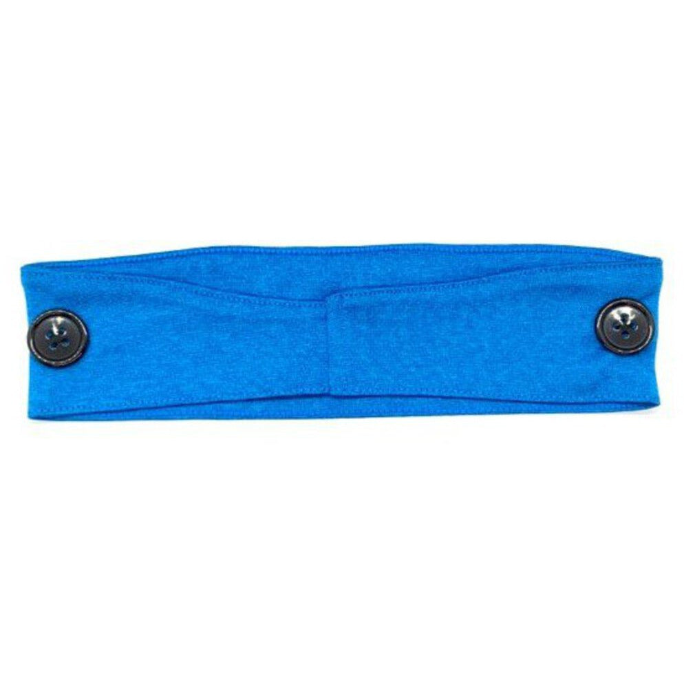 Ear Saver Headband-Nurse Life Blue