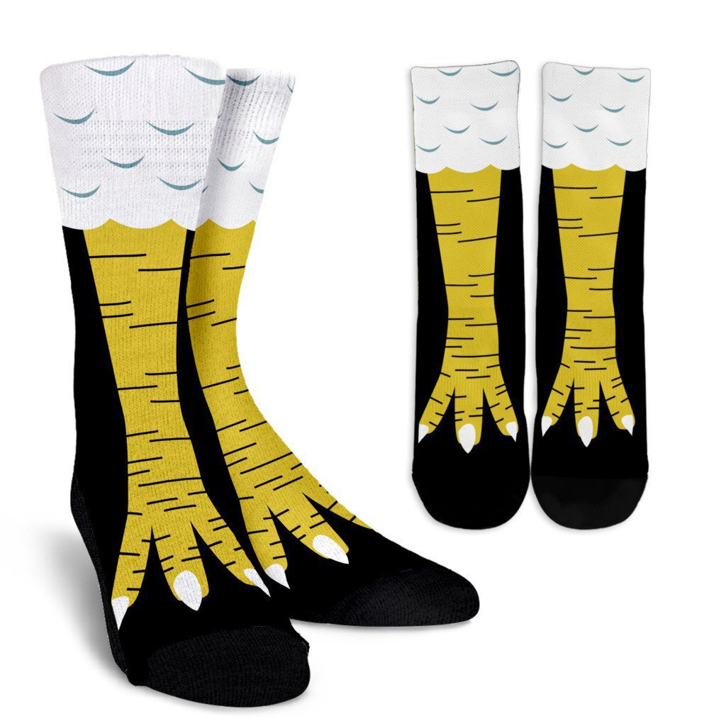 Chicken Foot Socks