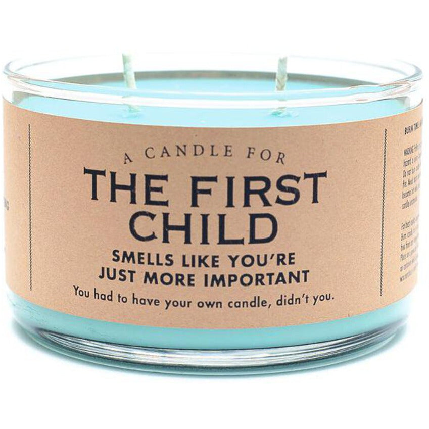 First Child Candle