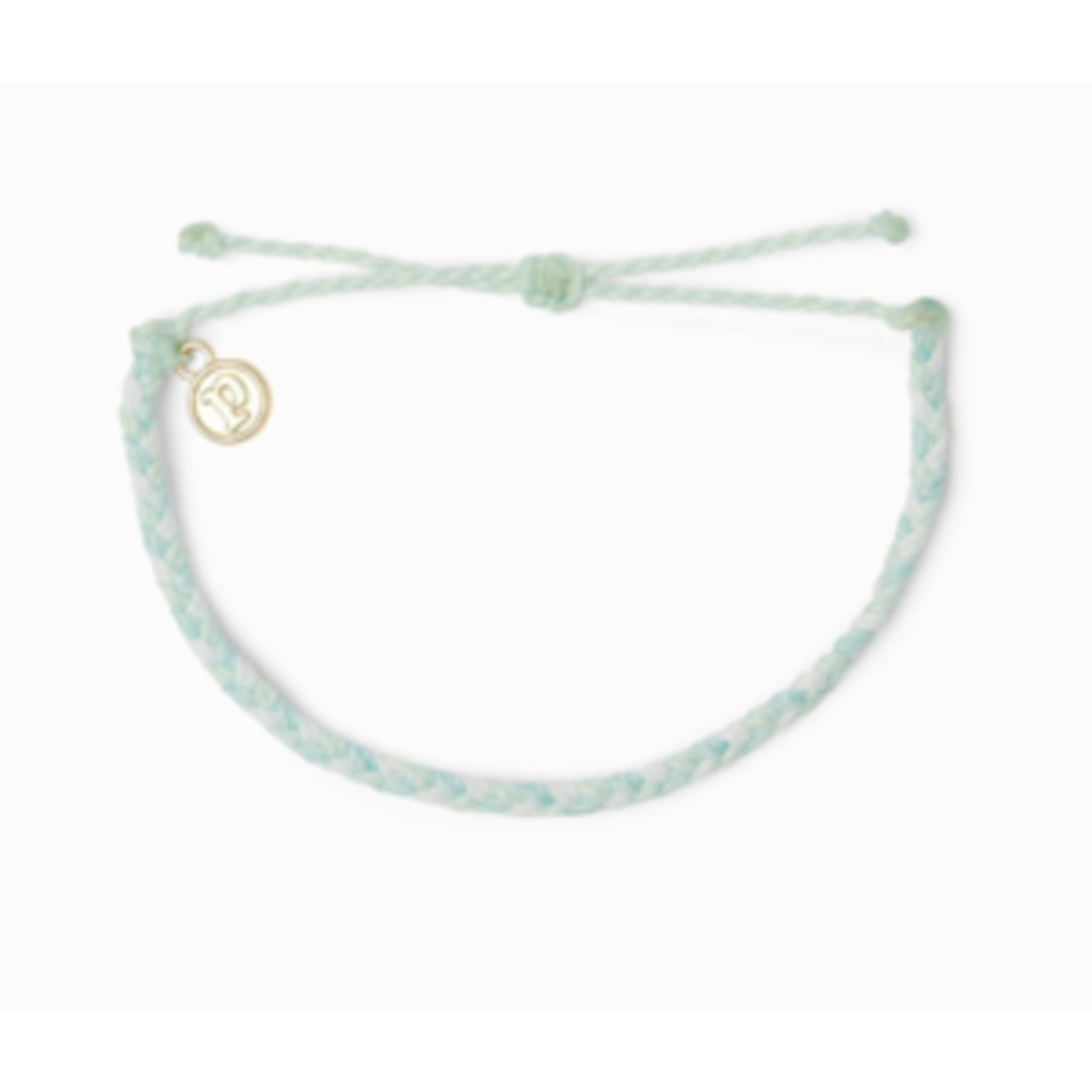 Pura Vida Cool Shoreline Mini Braid Bracelet