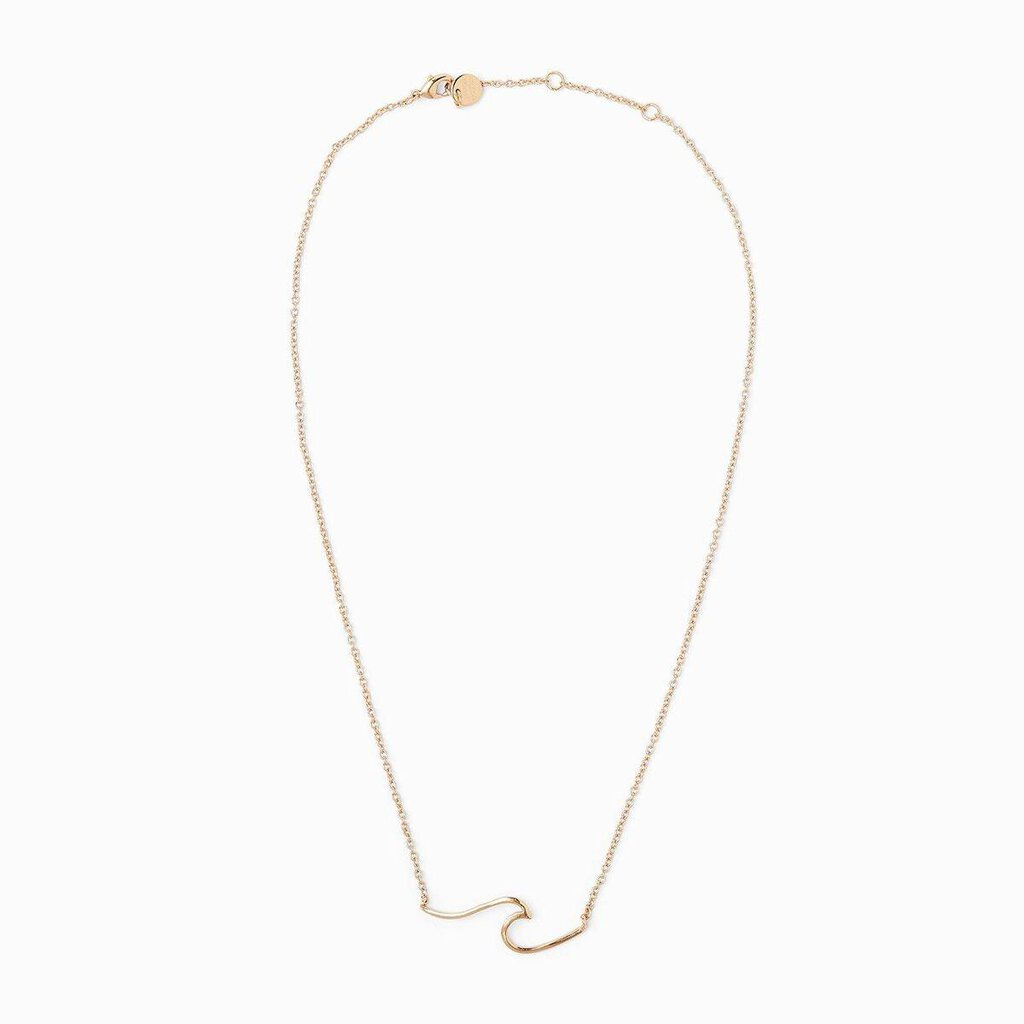 Pura Vida Coast Necklace-Gold