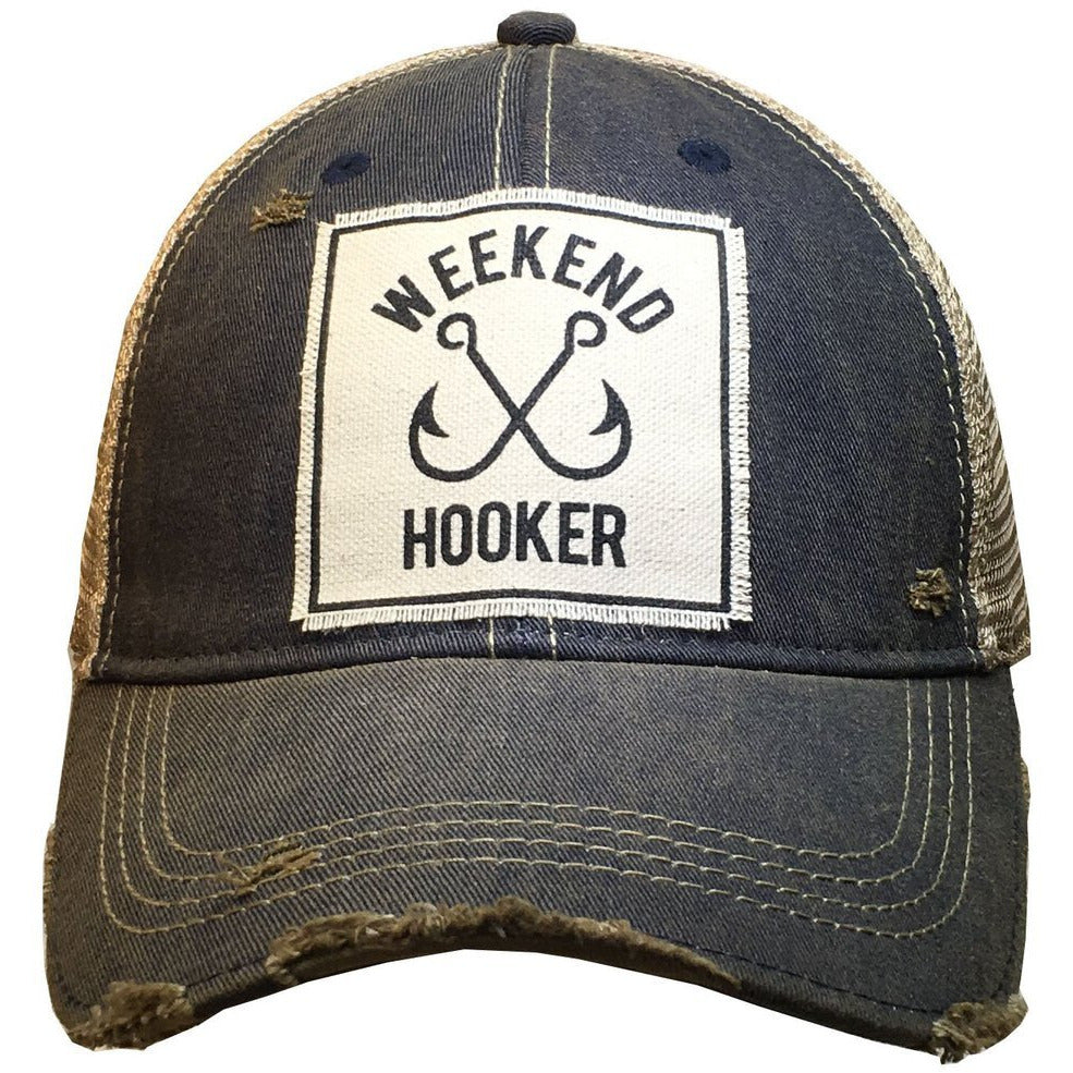 Weekend Hooker Trucker Hat