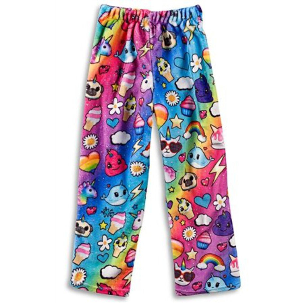 I Dream of Unicorn Lounge Pants-6/6x