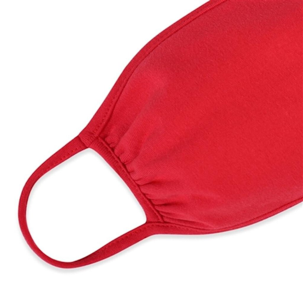 Face Mask-Red-Adults