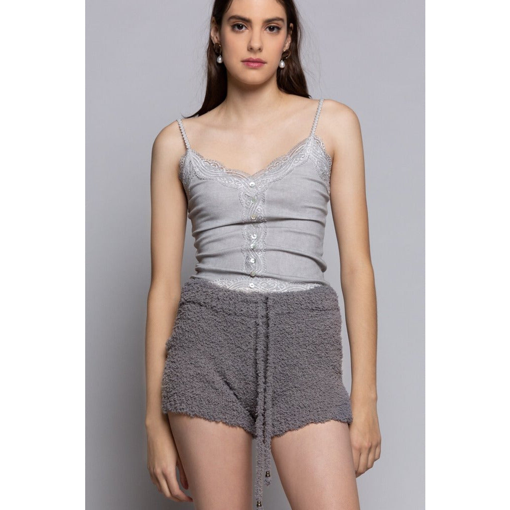 Berber Fleece Shorts