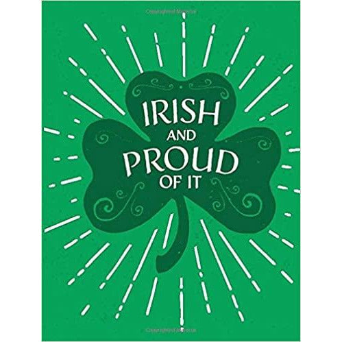 Irish and Proud of it Book