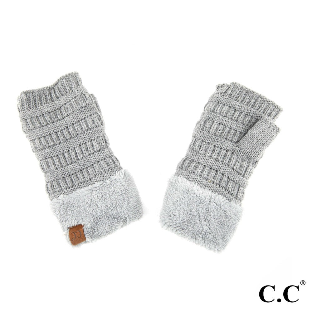 CC Fingerless Gloves