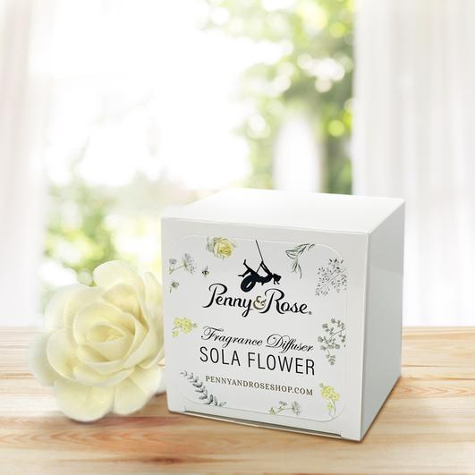 Penny & Rose Flower Diffuser