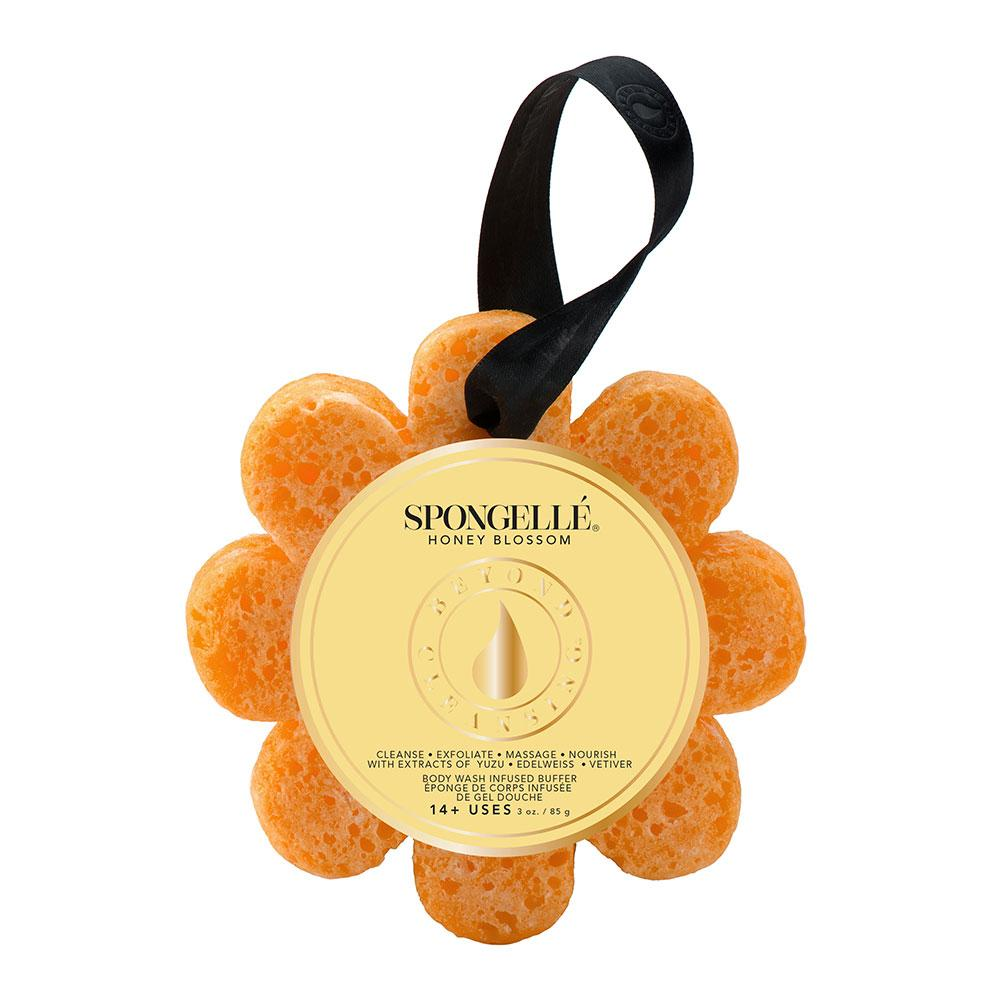 Spongelle Classic Bath Sponge Honey Blossom
