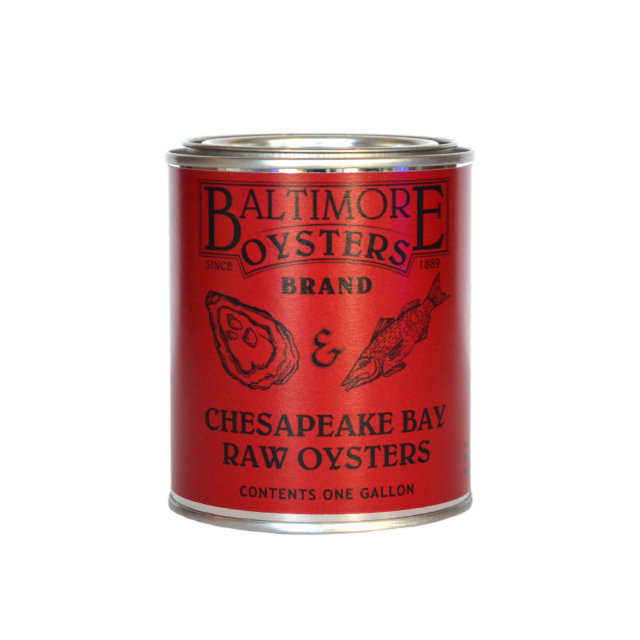Vintage 13 oz Baltimore Brand Oyster Candle