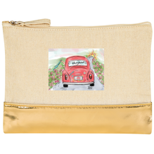 Claire Marie Foundation Cosmetic Bags