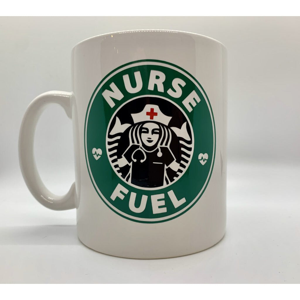 Nurse Fuel Mug 30 oz