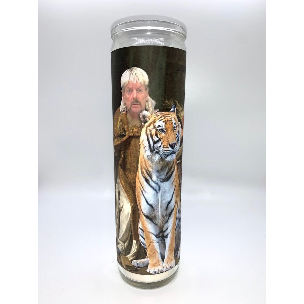 Joe Exotic Prayer Candle