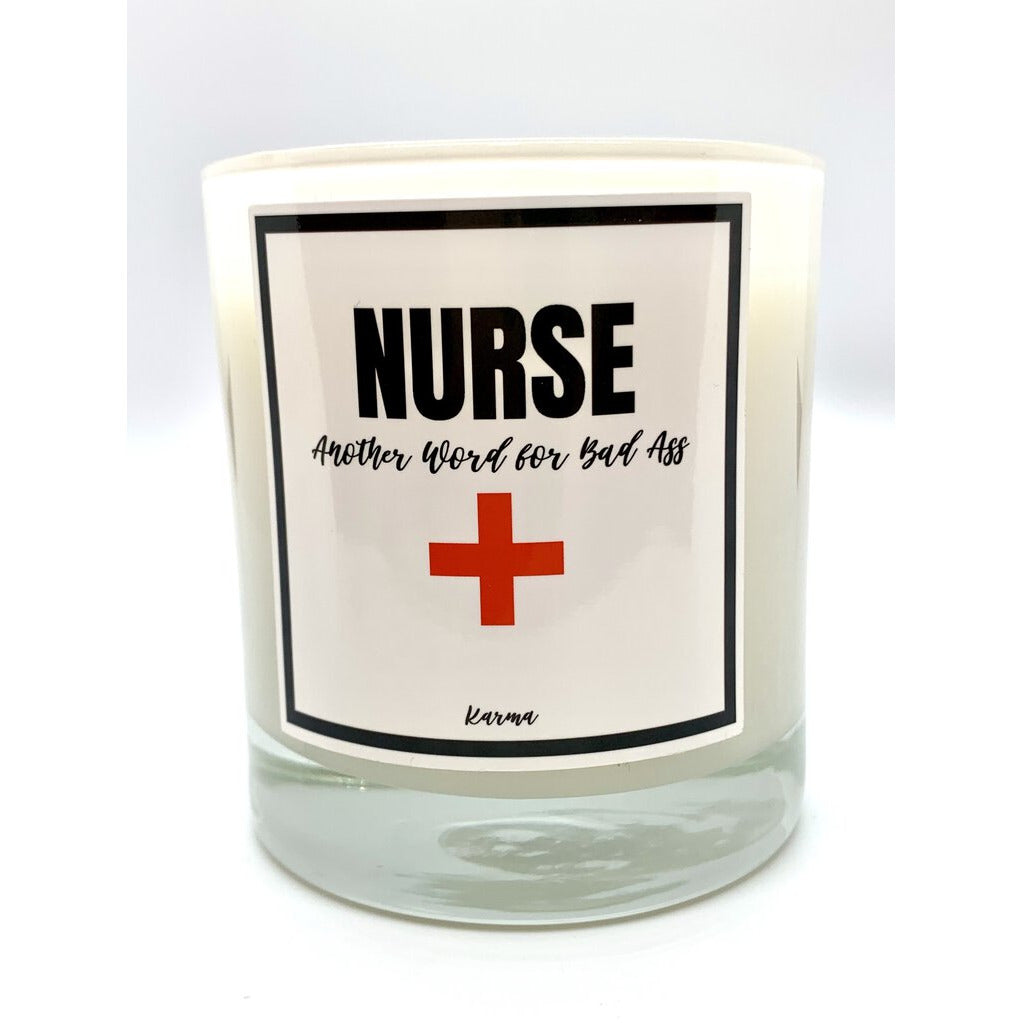 Nurse Candle (Another Name for Bad Ass)