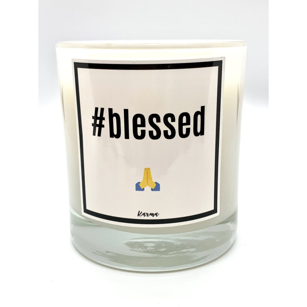 #blessed Candle