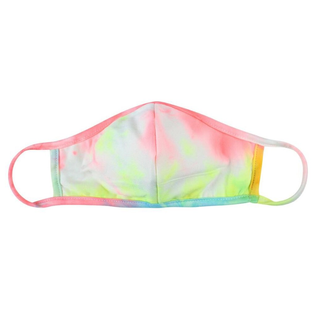 Face Mask-Tie Dye w/Seam-ADULT