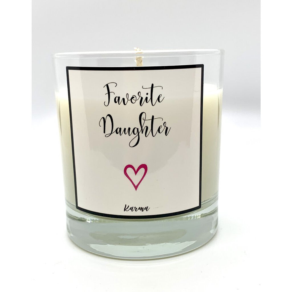 Favorite Daughter Candle