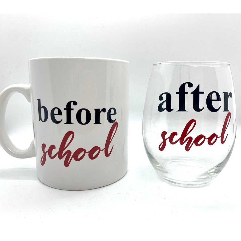 Before & After School 2 Piece Set