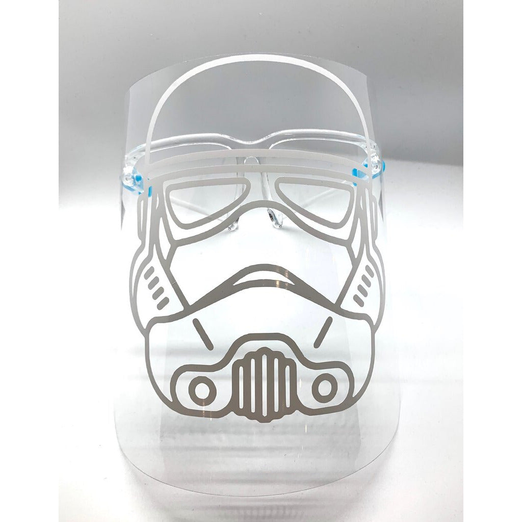 Face Shield-Storm Trooper