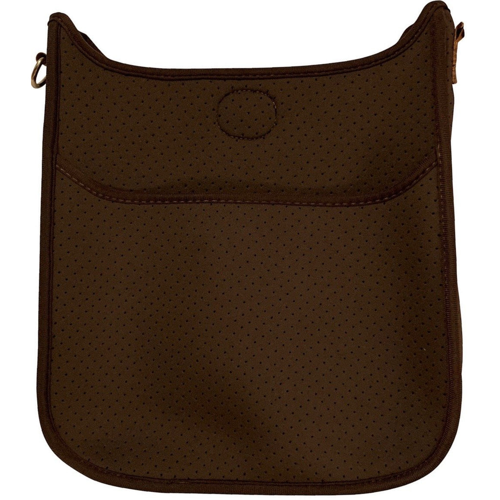 Neoprene Perforated Messenger No Strap
