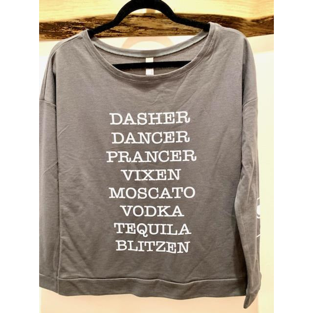 Dasher Dancer Top