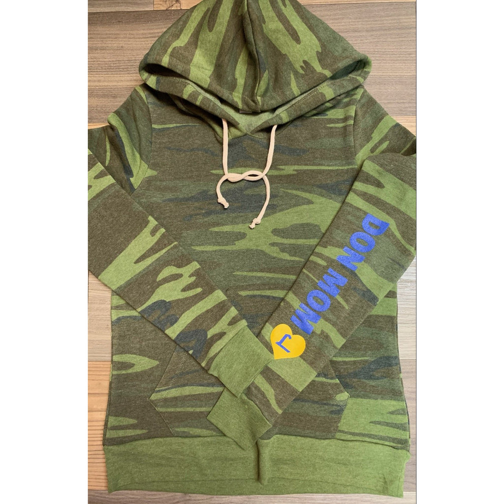 Camo Don Mom Sweatshirt