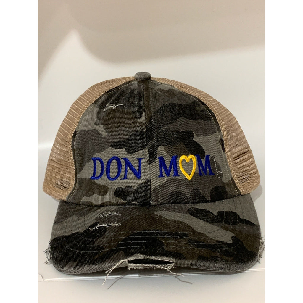 Don Mom Trucker Cap