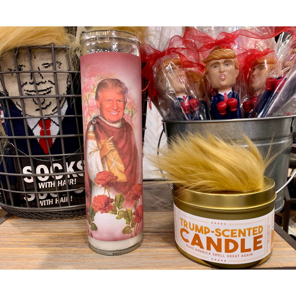 Trump Prayer Candle