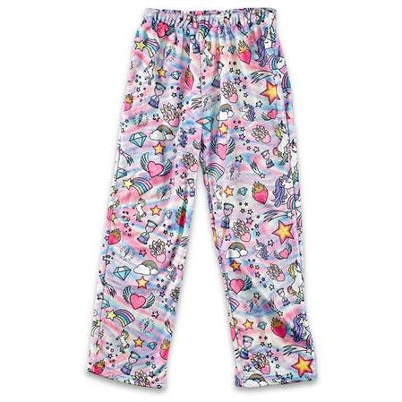 Unicorn Couture Kids Fleece Lounge Pants