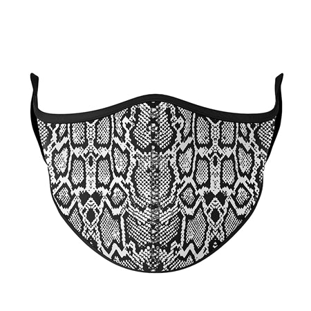 Face Mask-Animal Prints-Adjustable-Adult