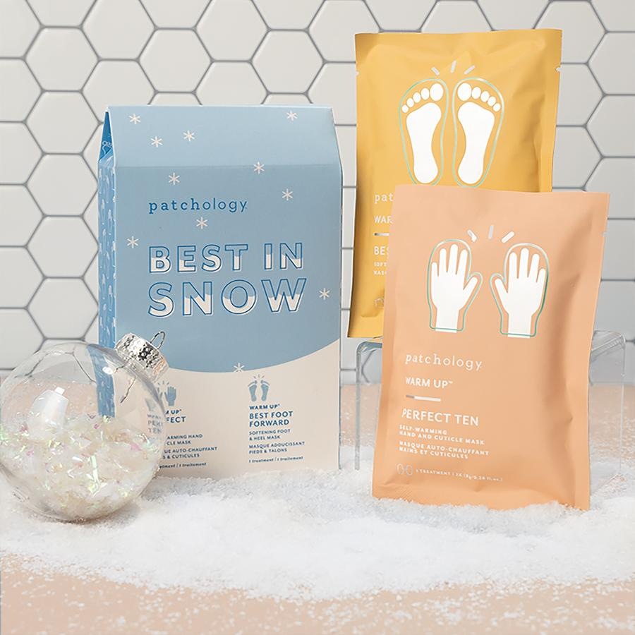 Best in Snow Hand & Foot Moisturizing Kit