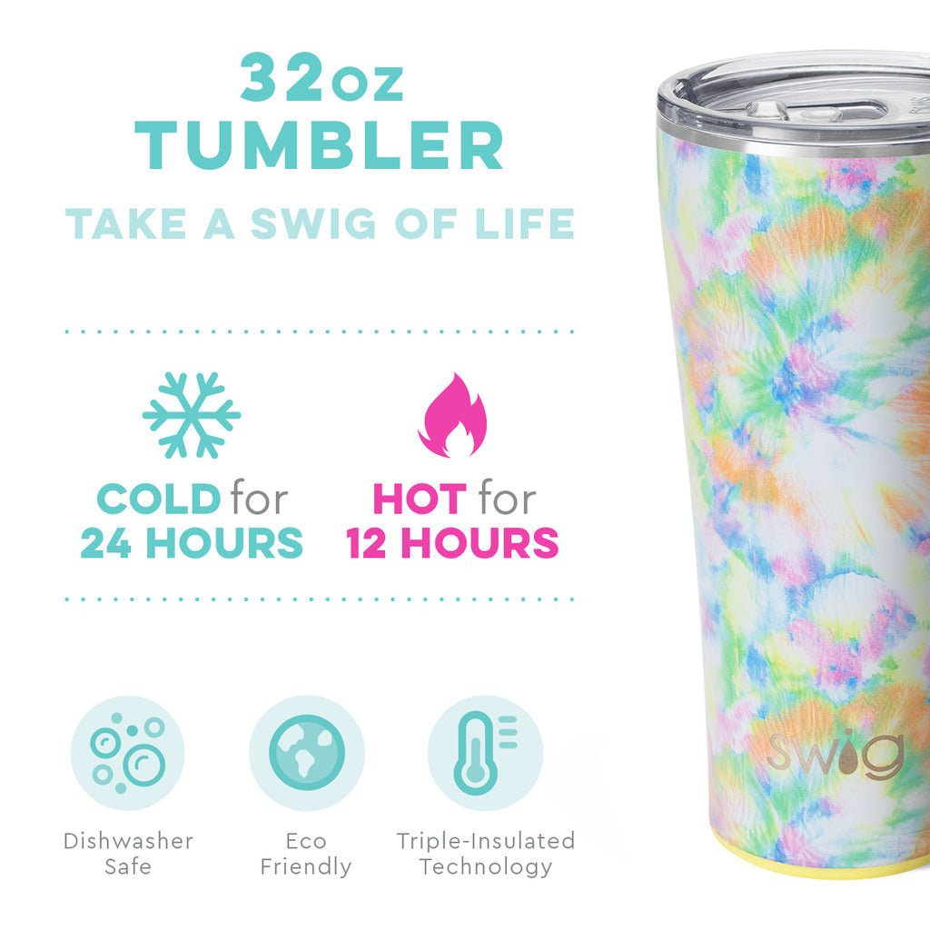 Swig 32oz Tumbler-You Glow Girl