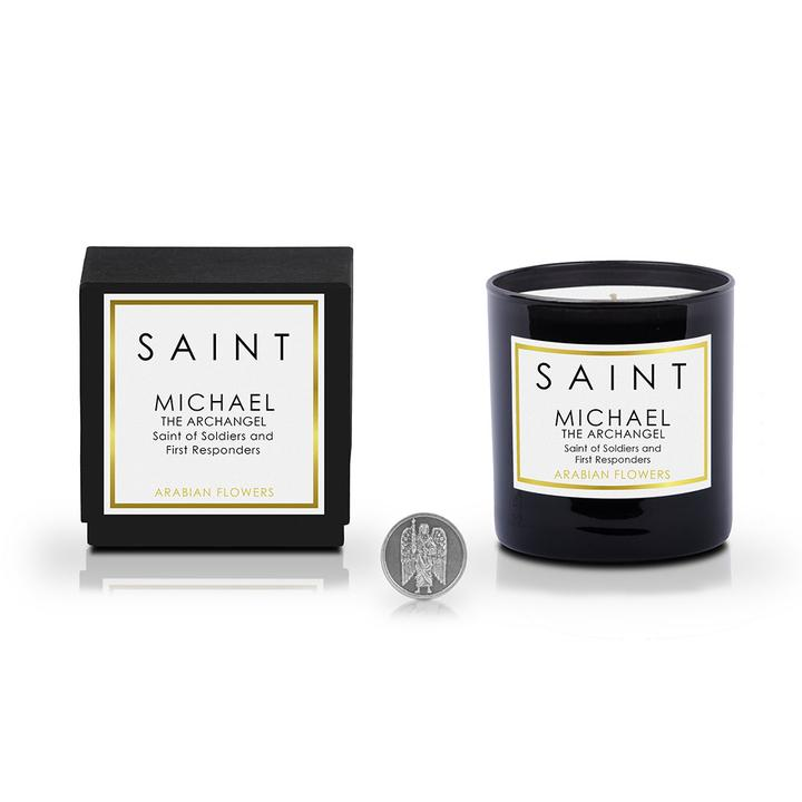 St. Michael -11 oz Saint Candle