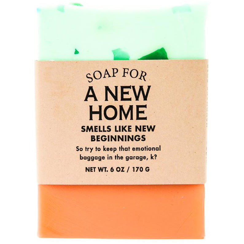 A New Home Soap