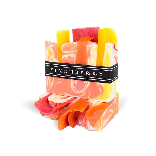 Finchberry Handcrafted  Vegan Soap Main Squeeze