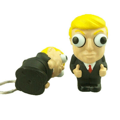 Trump Eye Popping Keychain