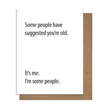 Some People Card