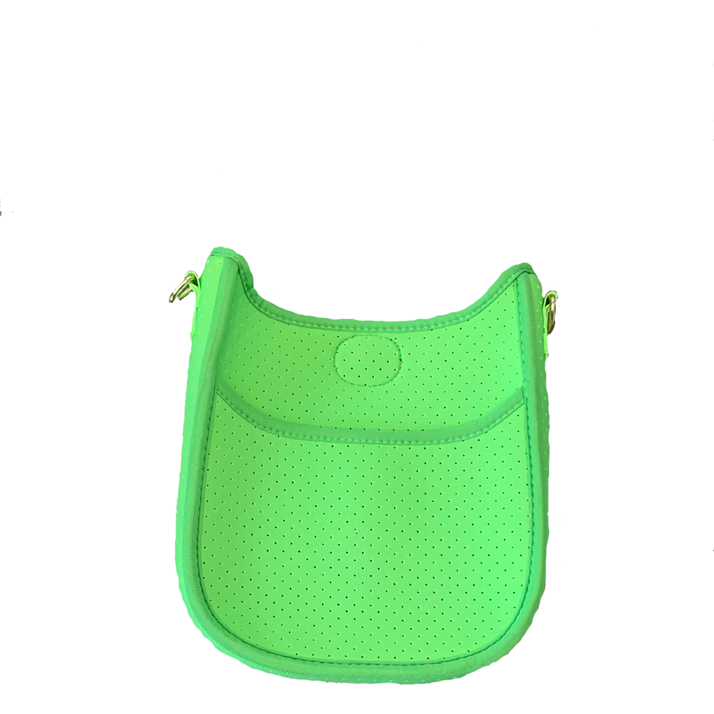 Mini Neoprene Messenger -No Strap