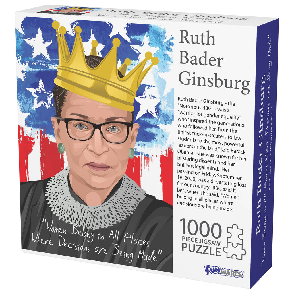 Notorious RBG Puzzle