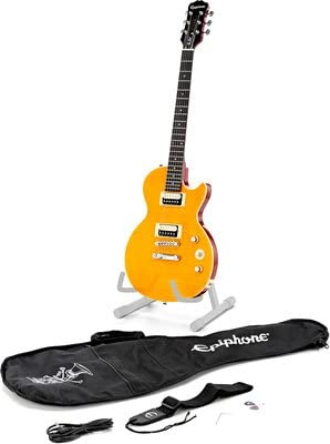 "Epiphone by Gibson Slash""AFD"" Les Paul Special-II Outfit - Signature Electric Guitar"