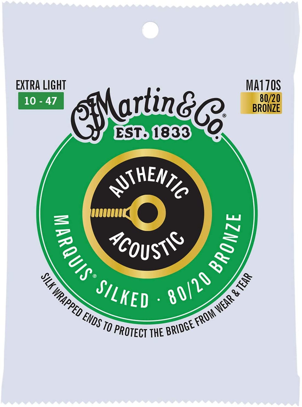 Martin MA540 Authentic Acoustic - SP - Phosphor Bronze Light( 12-54 ) 41Y18MA540