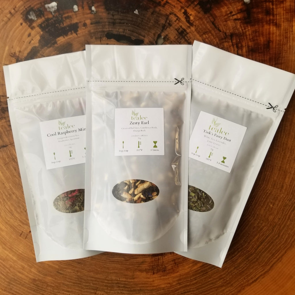 Explore our Loose-Leaf Teas