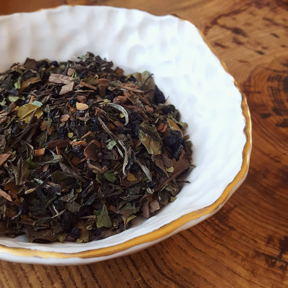 Make a Custom Tea Blend